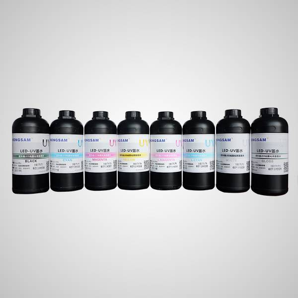 UV Curable Ink for UV Flatbed Printer Featured Image