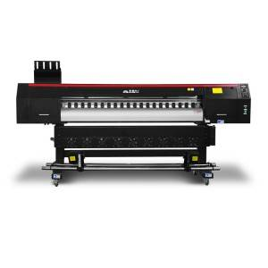 CO-JV33 1600 Belt Type Digital Textile Printer