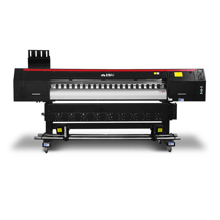 CO-JV33 1600 Belt Type Digital Textile Printer Featured Image
