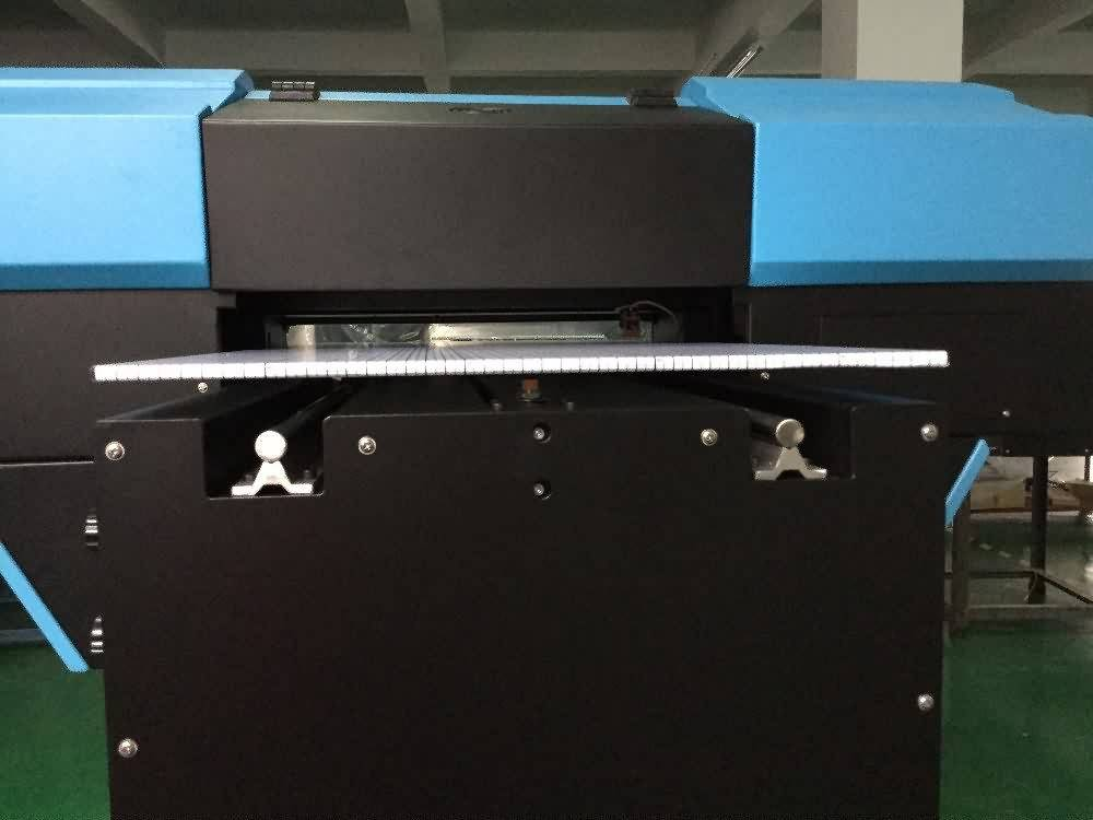 Factory Outlets A2 SIZE UV FLATBED PRINTER with LED LAMP Supply to Stuttgart