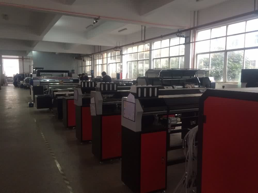 22 Years Factory Automatic Rotary socks printer to South Korea Importers
