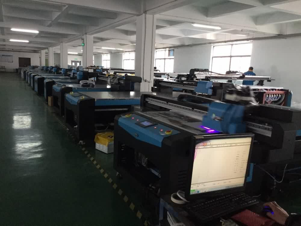 Factory supplied CO-UV2513 UV FLATBED PRINTER with LED LAMP for Japan Factories