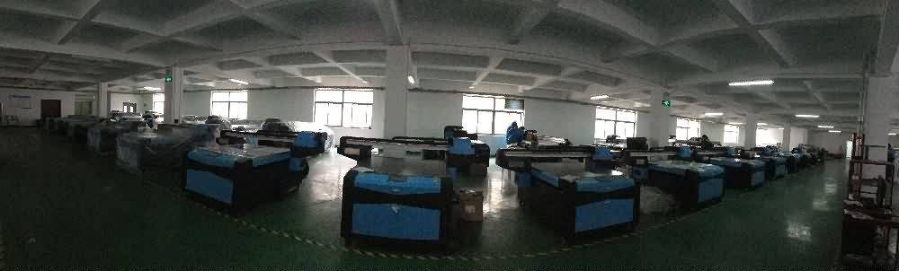 Discountable price Colorido 1300*1300mm UV FLATBED PRINTER for Acrylic printing to Croatia Factory