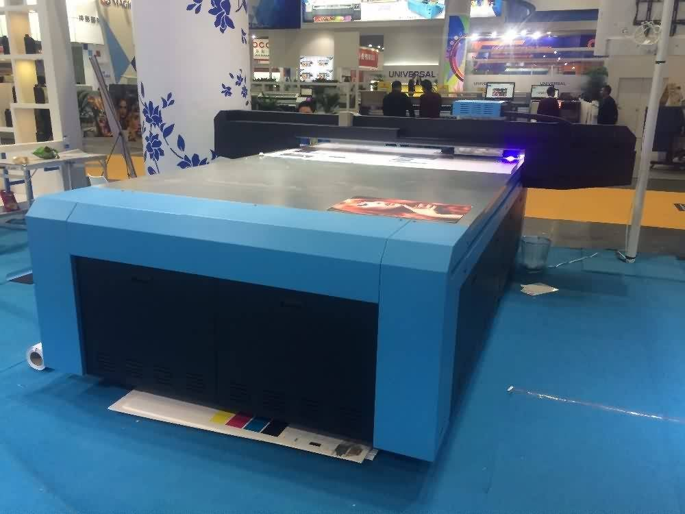 Hot sale reasonable price COLORIDO Large format 2X3M UV flatbed printer for Cannes Manufacturers