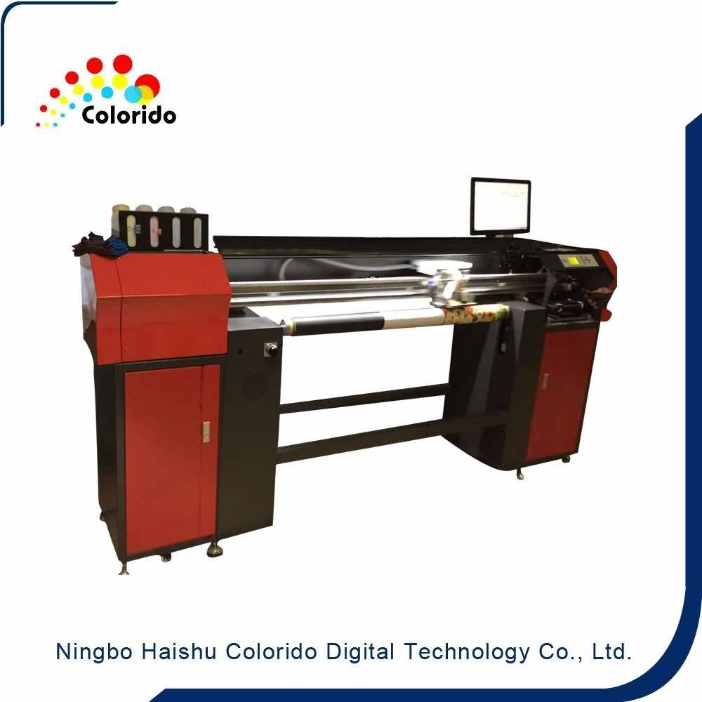 Short Lead Time for Continuous roller seamless digital printer to Southampton Importers