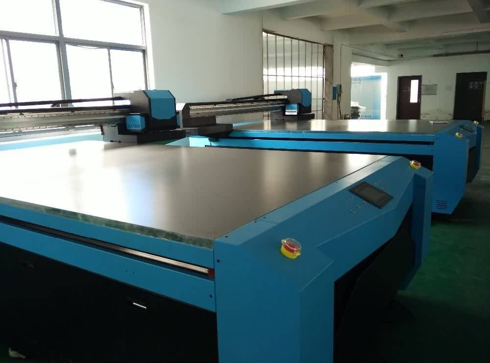 19 Years Factory Digital glass printing machine,UV flatbed printer UV2513 to Cyprus Factories