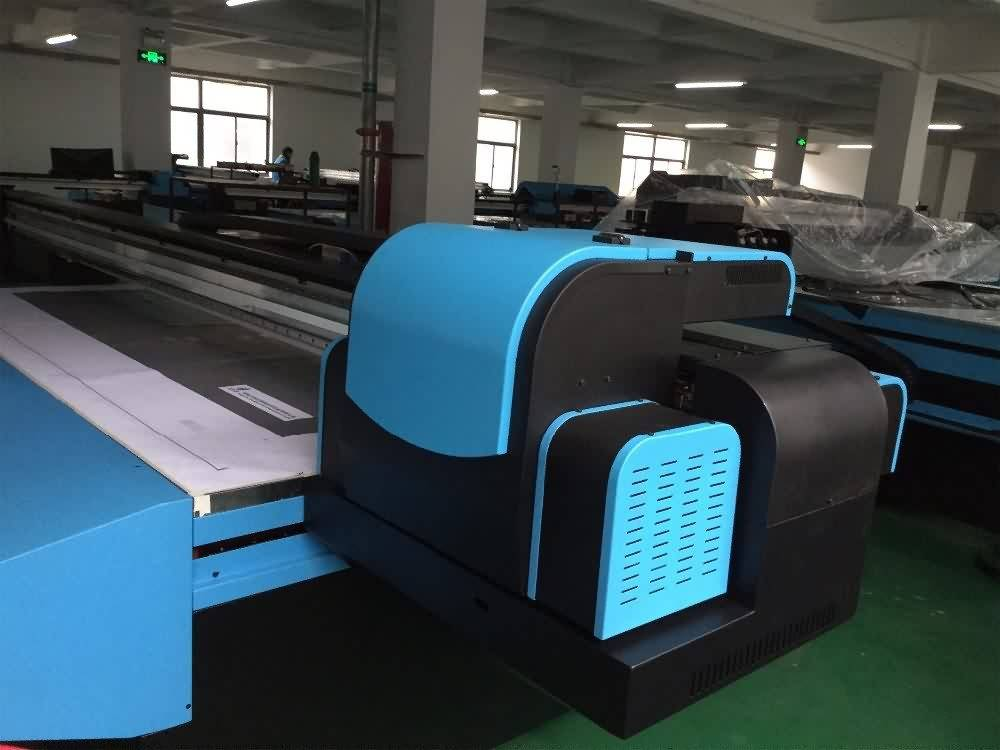 14 Years Factory Digital Printer Type uv flatbed printer to Georgia Factory