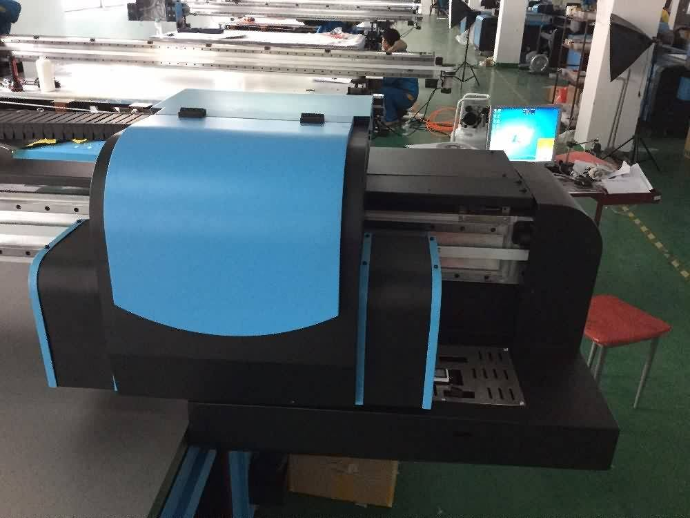 Discount wholesale Digital UV printer High speed Full color Digital CMYKW for Amsterdam Factory
