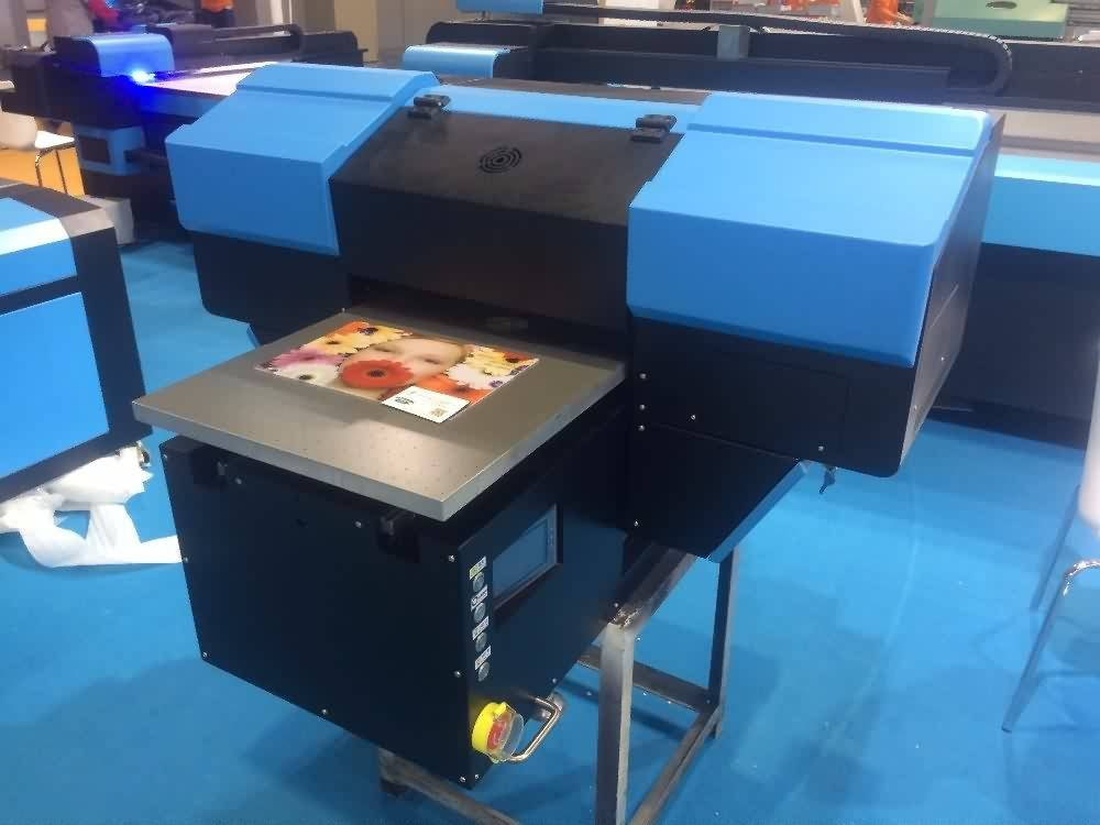 2017 wholesale price  Factory price of CO-UV4590 UV LED Flatbed printer to Jamaica Manufacturers