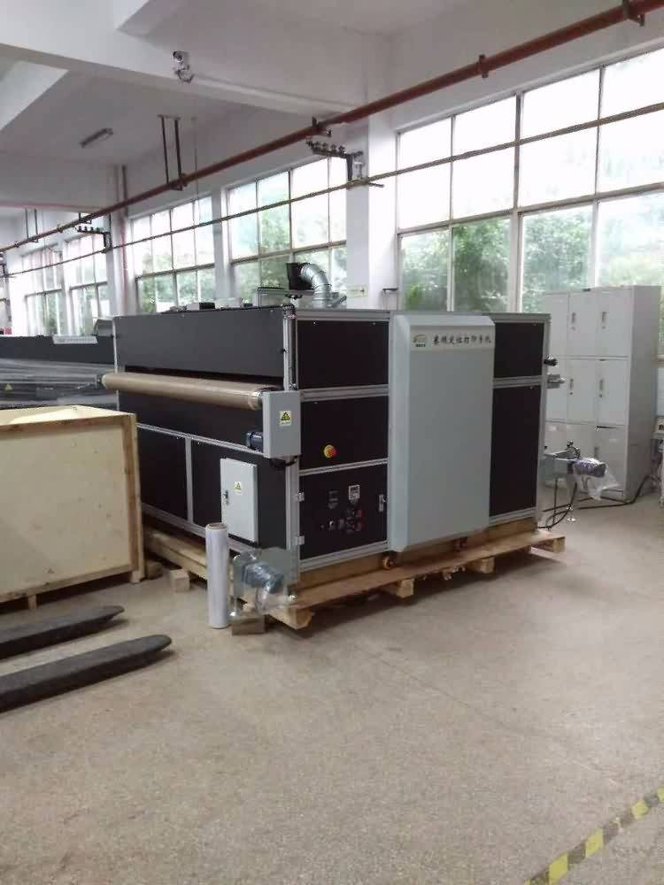 30 Years Factory Functional 2000mm Roll to roll and flatbed Sublimation heater for Georgia Factory