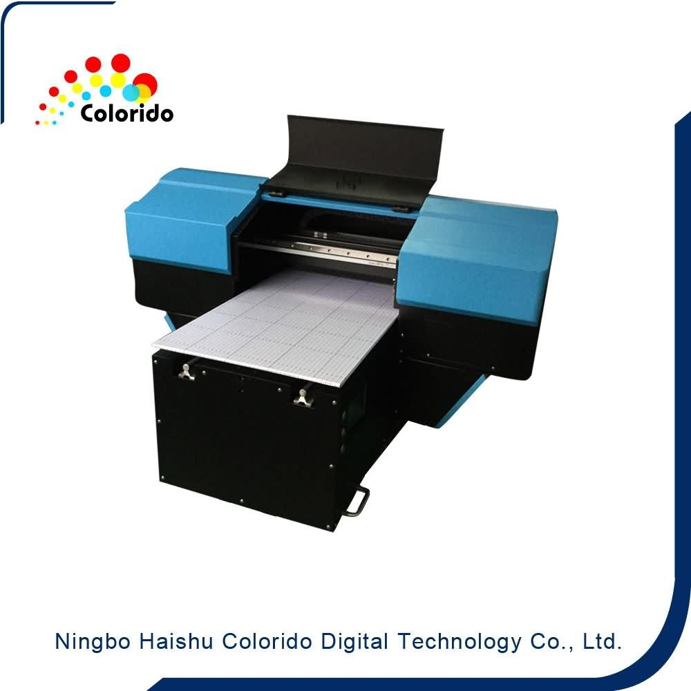 Wholesale Distributors for Good Quality A2 size CO-UV4590 UV printer Flatbed to Ethiopia Factory