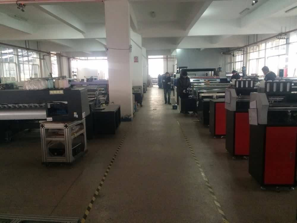 13 Years Factory wholesale Industrial belt type textile fabric printer with starfire heads Supply to Angola