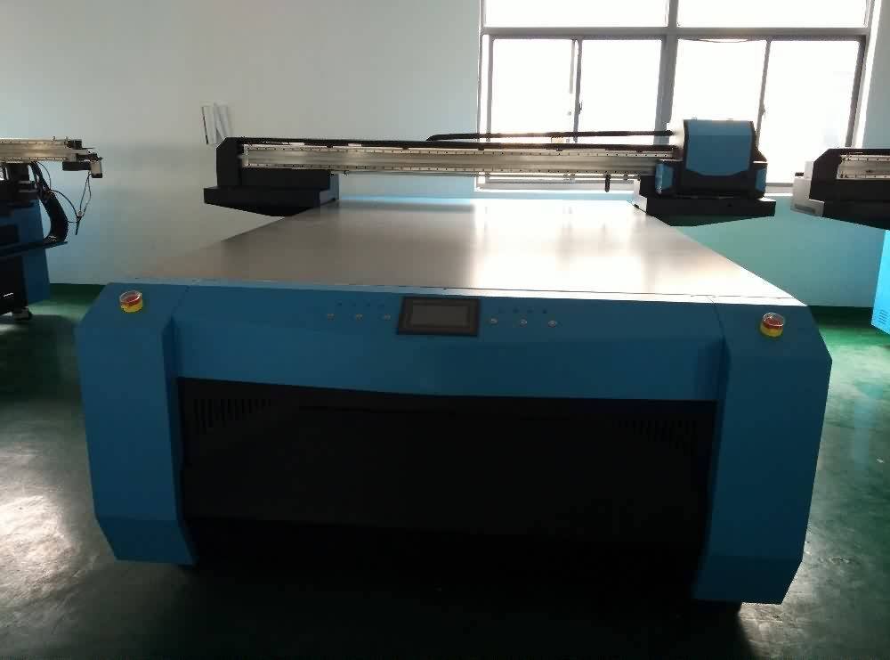 Leading Manufacturer for Industrial digital Wide format UV2030 flatbed printer machine for sale for Ghana Factories detail pictures