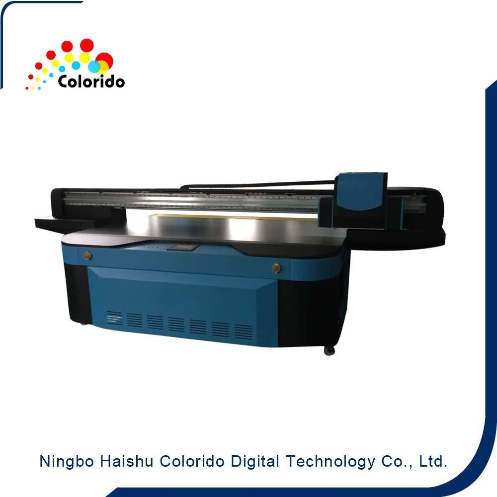 Short Lead Time for Industrial UV Flatbed inkjet printer UV2513 for Kenya Manufacturers