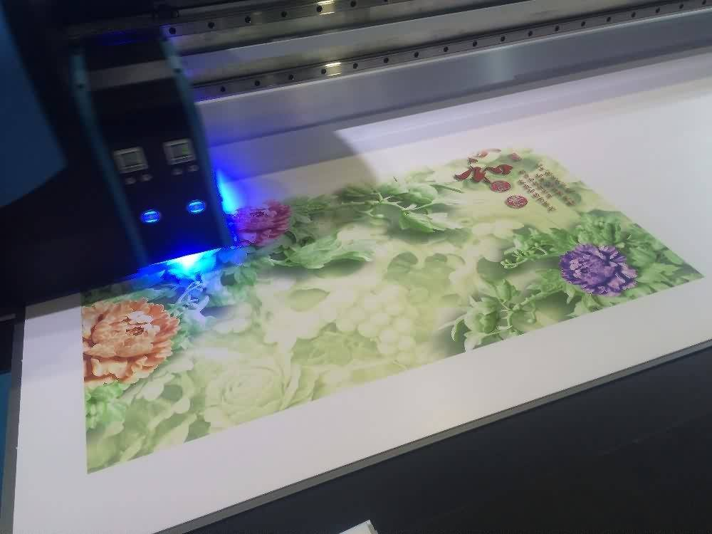 Reasonable price for Industrial UV Flatbed inkjet printer UV2513 to Costa rica Manufacturer