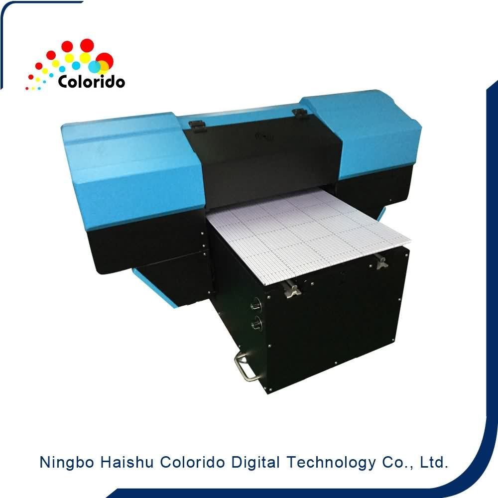 China wholesale LED UV Flatbed printer for glass,ceramic,wood,plastic,leather,PVC,KT board,factory supply,sole agent /distributor wanted Supply to Pakistan