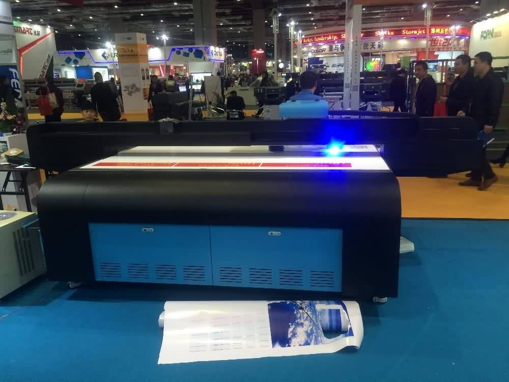 Short Lead Time for Metal printer, UV Flatbed UV printer. UV2513 to Philippines Manufacturers