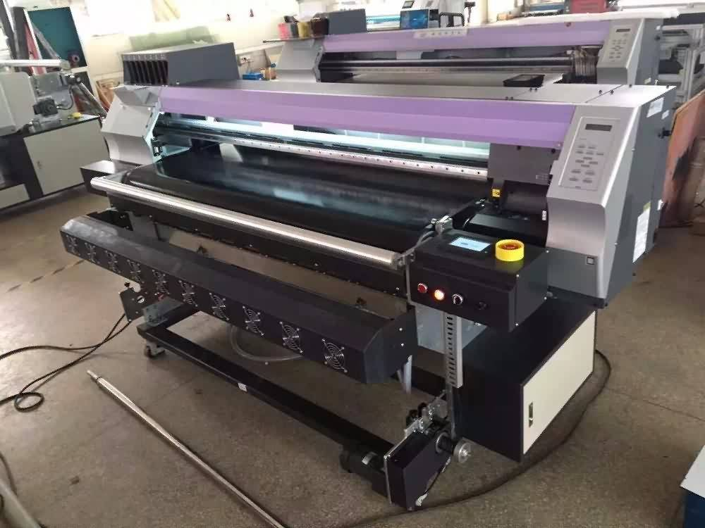 Factory For Multicolor direct to fabric DX5 Belt digital Inkjet Textile Printer Supply to Malaysia