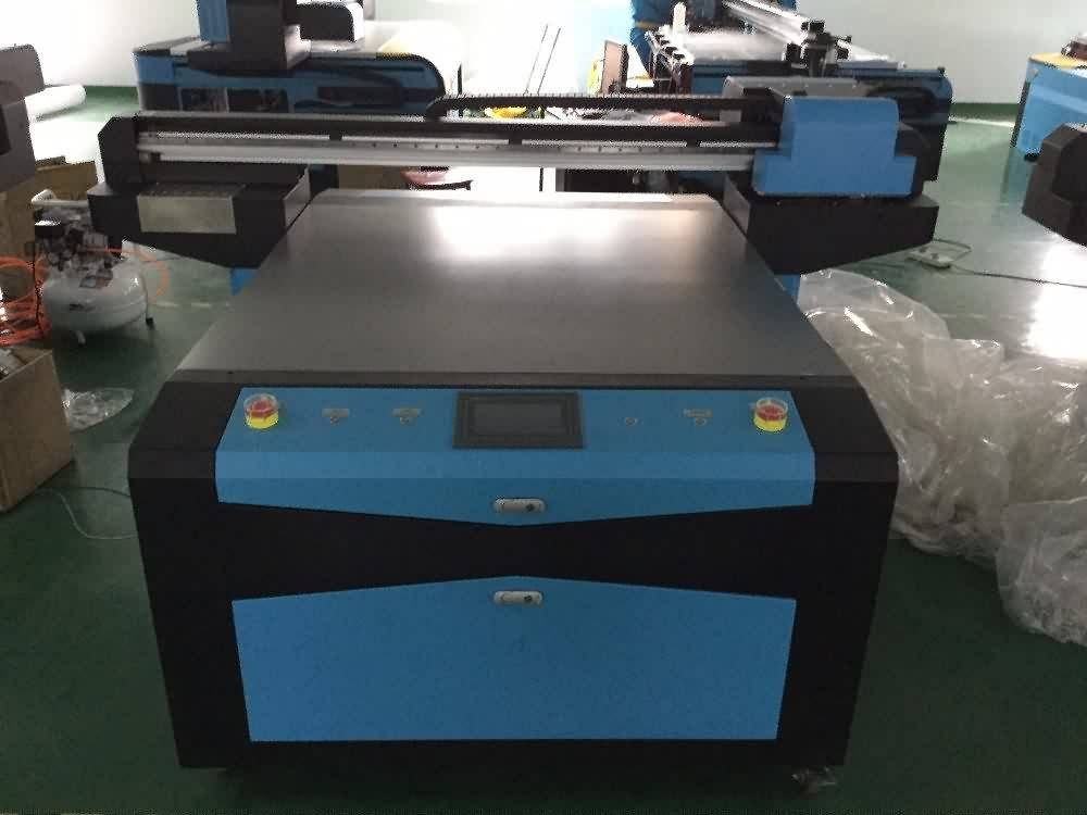Factory best selling NEW CONDITION 1300*1300mm UV FLATBED PRINTER for Venezuela Factory