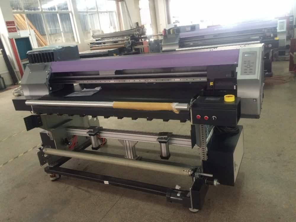 Hot sale reasonable price New Condition and fabric direct printer Plate Type Digital textile printer to Dubai Factory