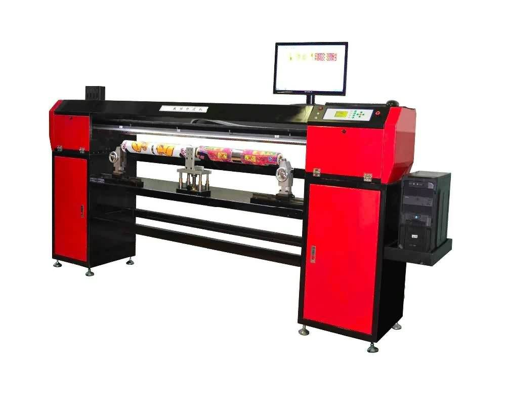 30 Years Factory new developed 4socks Rotary Digital Textile inkjet Printer for Swiss Manufacturer Featured Image