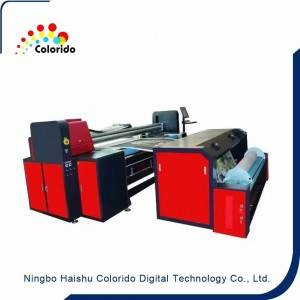 New developed location printer for direct inkjet printing