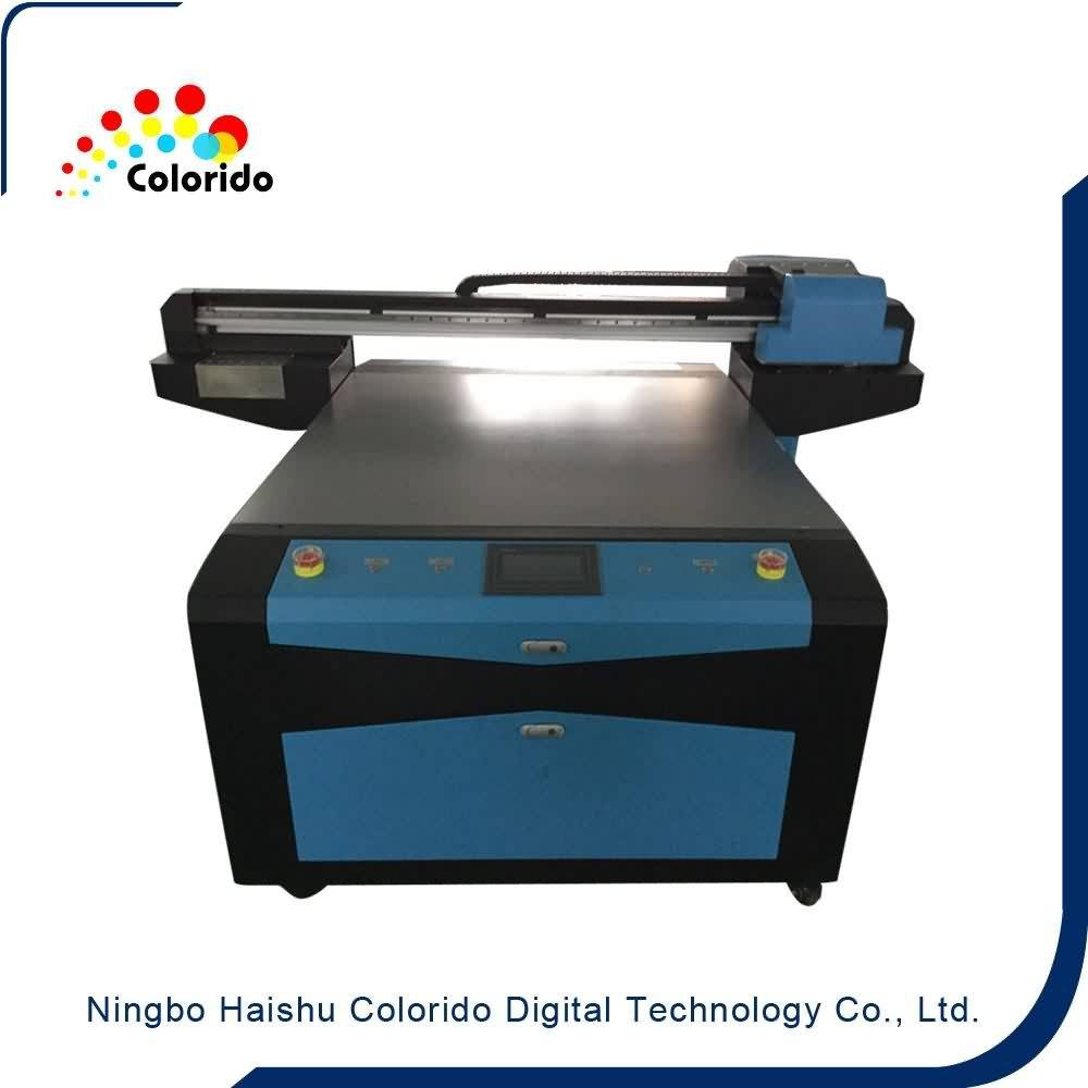 Wholesale price for OEM factory price UV flatbed wood digital UV printer Export to Sheffield