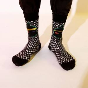 Wholesale Custom Crew Socks Soccer, Socks Custom Cotton