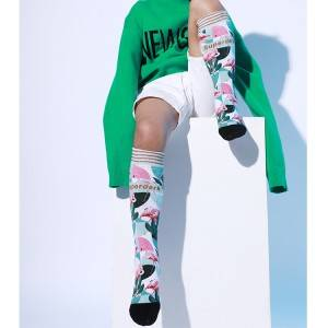 Knee High Mens Fancy Socks Funny, Socks Man Ankle