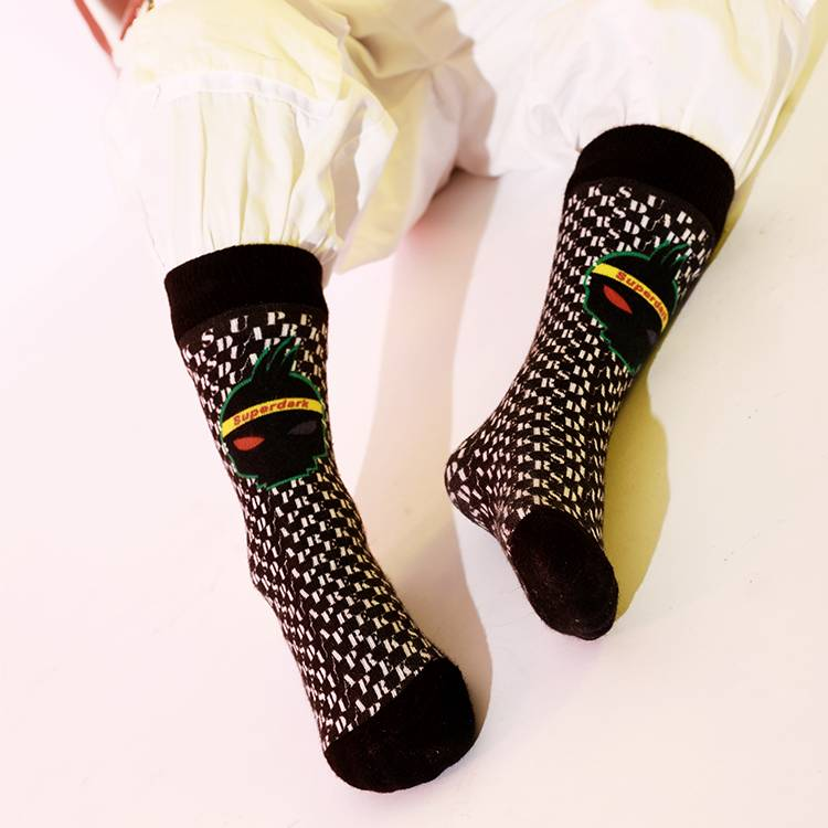 Luxury Loafer Print And Personalize Mens Socks, Boy Teen Socks Featured Image