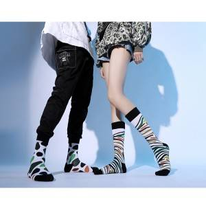 Luxury Loafer Print And Personalize Mens Socks, Boy Teen Socks