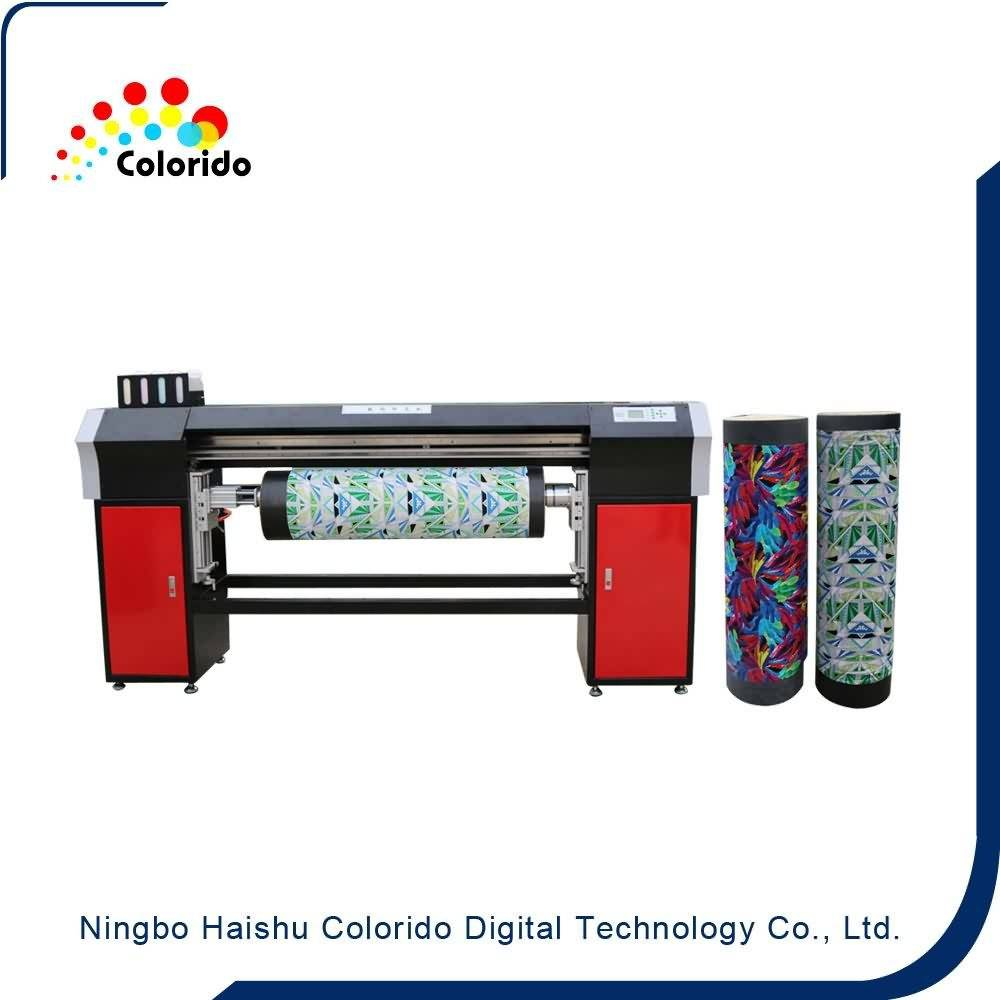 High Quality Industrial Factory Rotary Digital Textile Printer for seamless underwear for Anguilla Factories