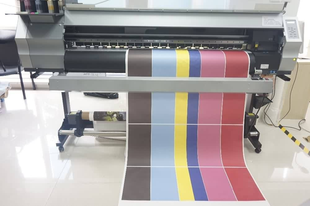 Well-designed textile inkjet paper quick dry 140gsm sublimation transfer paper to Johor Factory