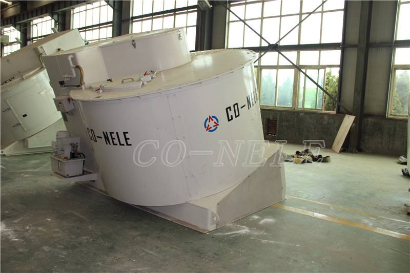 Js Twin Shaft Concrete Mixer Manufacturers – 