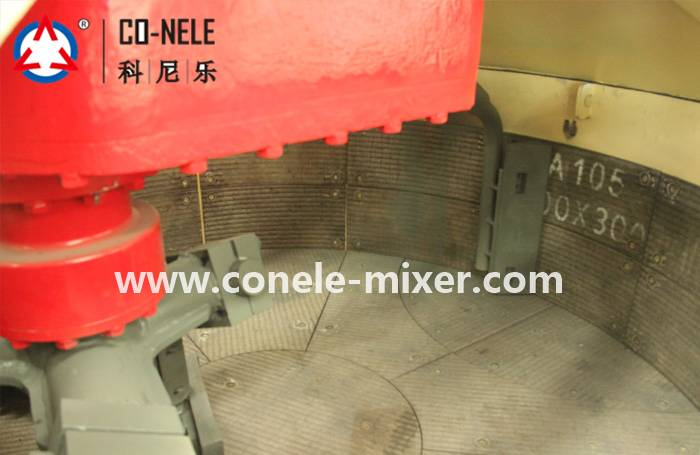 New Fashion Design for Plaster Mixer -