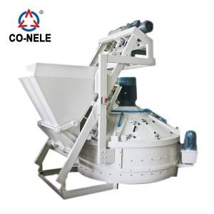 China China Twin Shafts Concrete Mixer Manufacturer – 