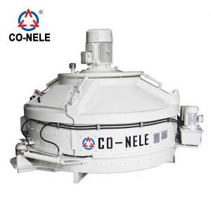 China Double Shaft Paddle Mixer – 