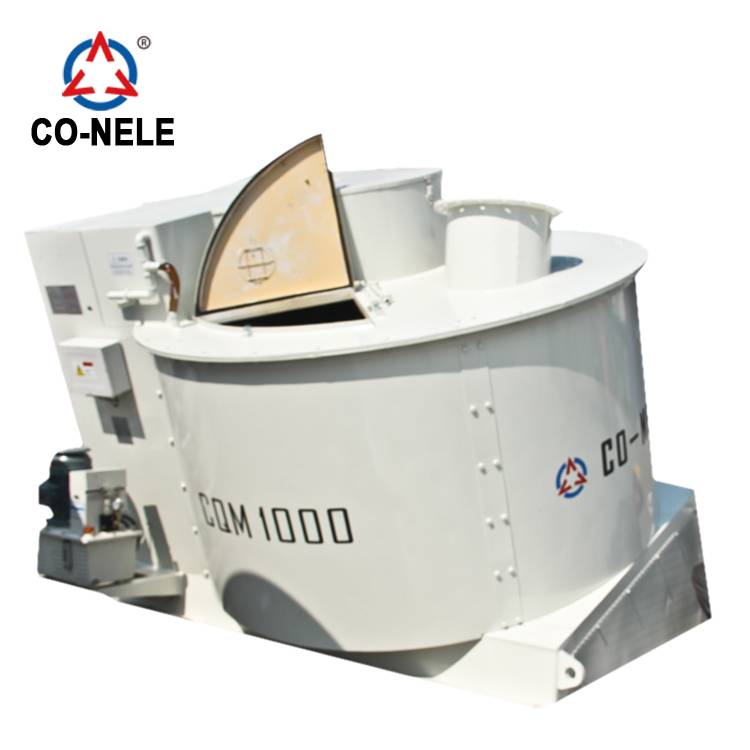 Inclined Intensive mixer CQM250-2000 Featured Image