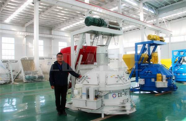 CMP1000 Electric Concrete Mixer Machine for Sale