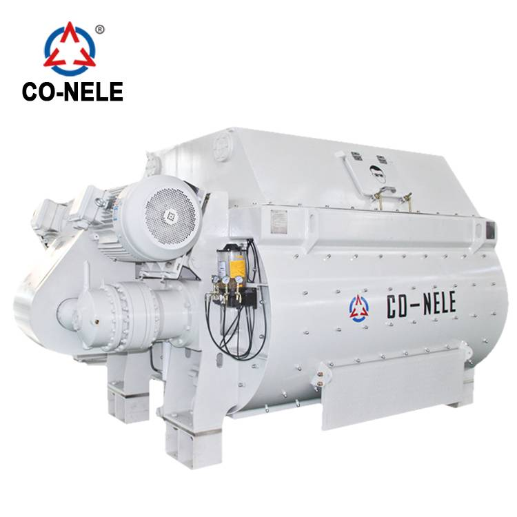 CHS 1500/1000 Twin shaft concrete mixer Featured Image