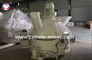 MP250 Planetary concrete mixer