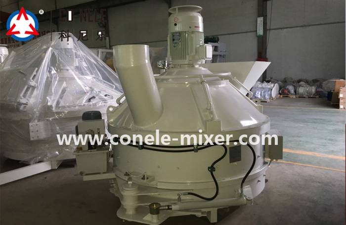 Factory best selling Mobile Concrete Mixer With Pump -