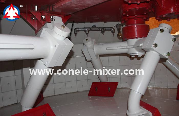 Original Factory 140l Concrete Mixer -