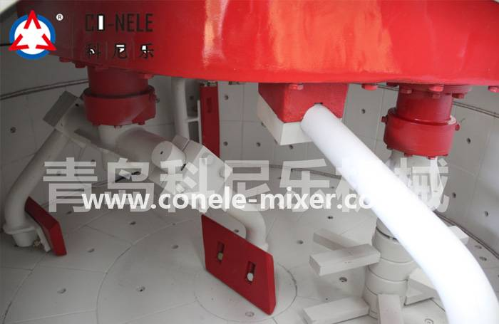 CE Certificate Mini Batch Concrete Mixer -