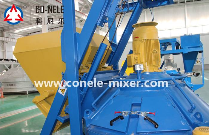 Bottom price Co Nele Brand Concrete Mixer For Block -