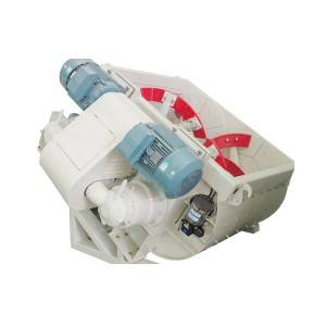 Lowest Price for Planetray Gear Box For Mixers - Twin shaft concrete mixer CDS – CO-NELE Machinery