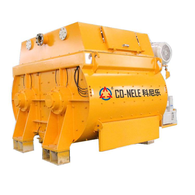 Short Lead Time for Mobile Concrete Mixer Batching Plant -