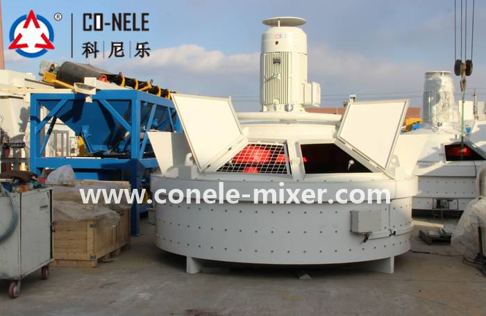 Wholesale OEM/ODM Industrial Liquid Mixer - MP3000 Planetary concrete mixer – CO-NELE Machinery