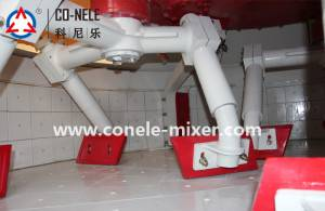 Super Purchasing for Mini Concrete Mixer Manufacturers - MP4000 Planetary concrete mixer – CO-NELE Machinery