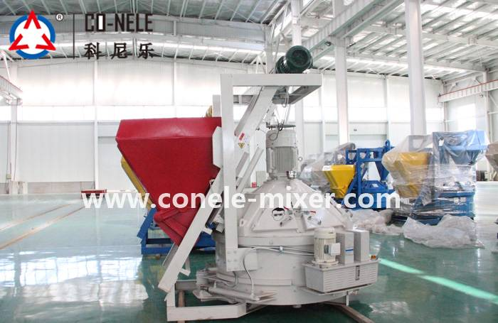 Factory wholesale Concreate Mixer - MP500 Planetary concrete mixer – CO-NELE Machinery detail pictures